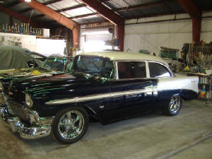 classis chevy restorations