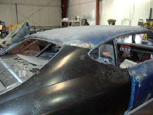 Chevy Chevelle restorations and repairs