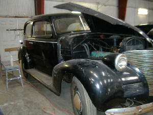 Vintage1939 Chevy Restorations and repairs