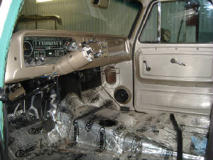 vintage chevy pic up truck repairs and restorations