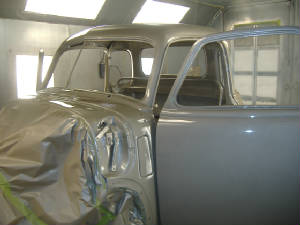 classic car restorations, custom painting