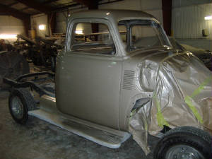 classic car restorations,   custom paint