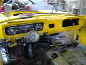 classic ford mustang repairs and restorations