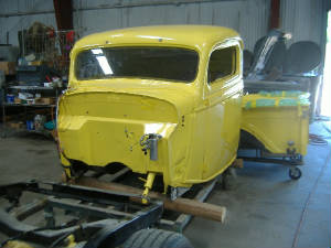 Classic 1935 Ford Restorations and repairs