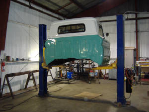 classis chevy truck restorations