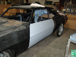 classic car restoration,  custom body work