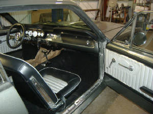 1965 mustang muscle car restorations and builds