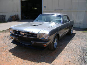 1965 ford mustang restorations and repairs