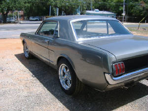 vintage ford mustang repairs and restorations