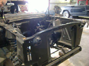 1965 mustang repair and restorations