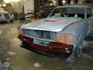ford mustang restorations and repairs