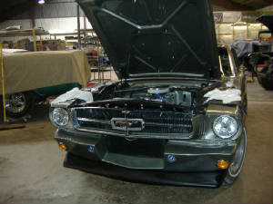 1965 ford mustangs restorations