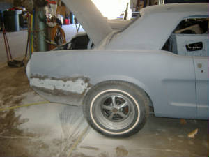 vintage ford mustang restorations and repairs