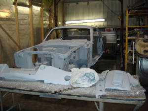 classic mustang muscle car restorations