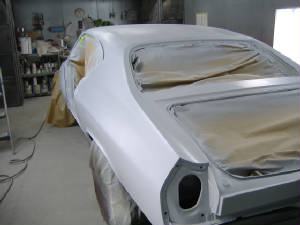 chevy repairs and restorations