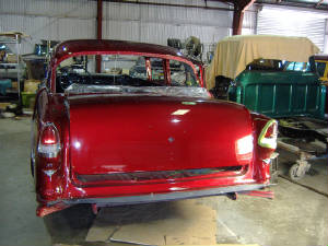 classic chevy restorations