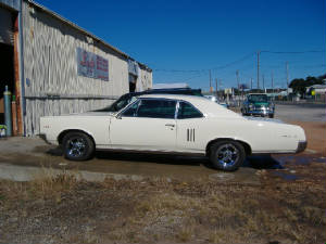 muscle car restorations and repairs