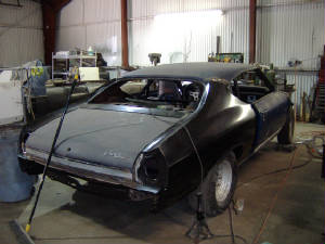 hot rods restorations and repairs