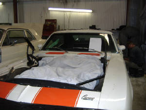 1969 Camaro - Custom Aftermarket A/C Systems  Replacement Parts