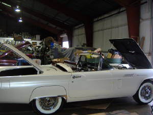 vintage ford repairs and restorations