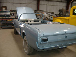 1964 Ford Mustang Convertable Restorations