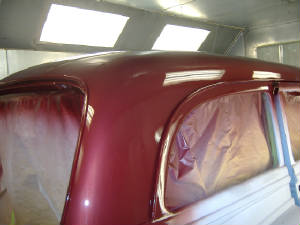street rod repair and restorations