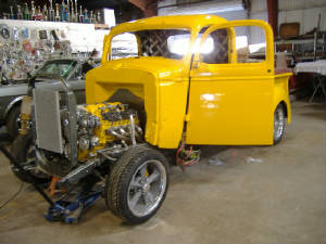 1946 chevy pick up restorations and repairs