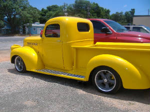 1946 Chevy Restorations and Frame Up Builds