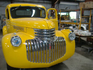 classic chevy restorations and repairs