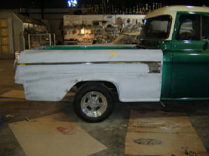 vintage cameo truck restorations