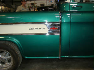 Classic 58 chevy camio truck restorations and repairs