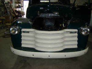 classic chevy truck restorations