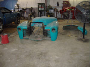 street rod fabrications and restorations
