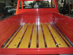 1970 chevy pick up restorations