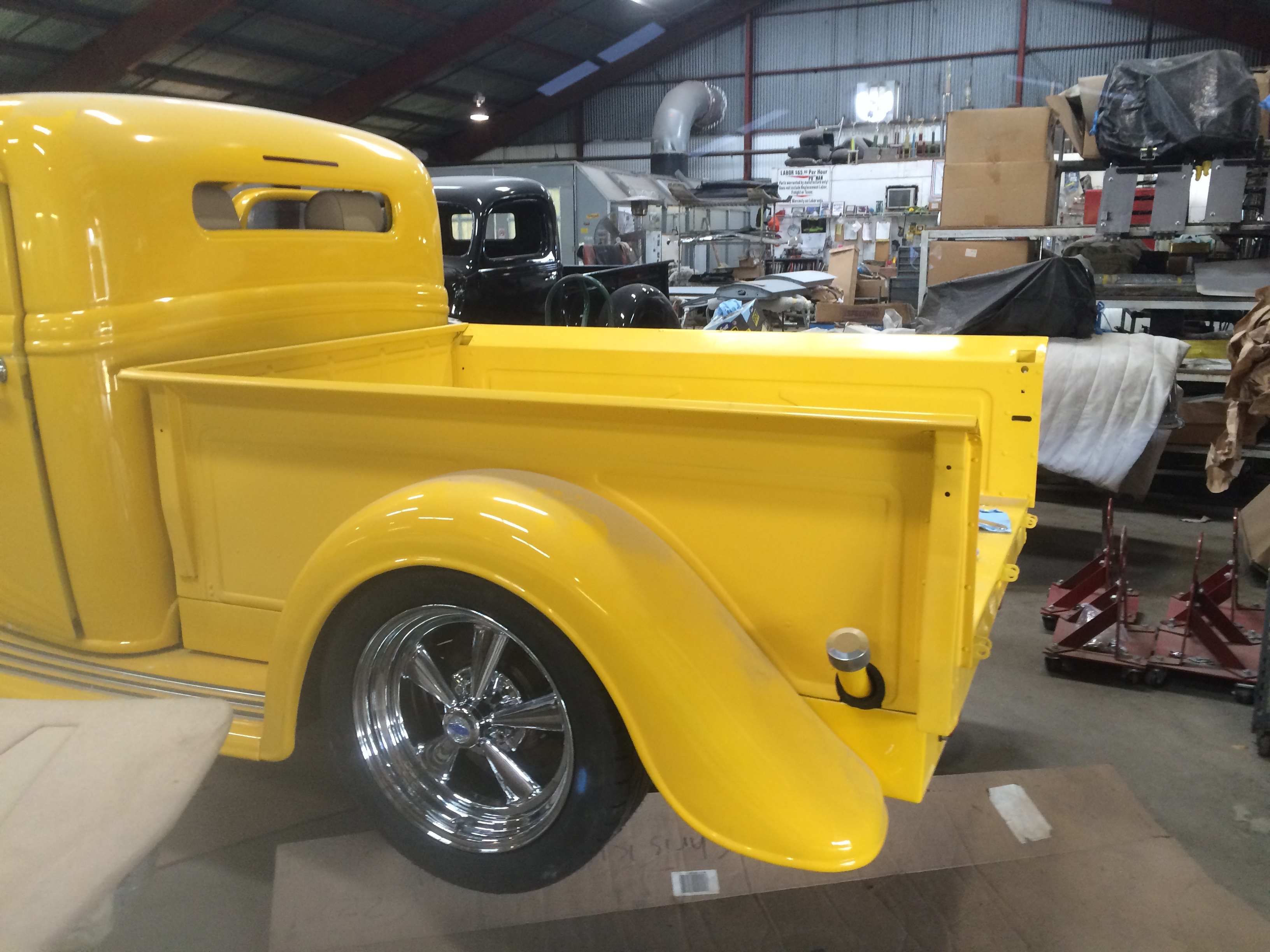 1935 ford pick up restorations