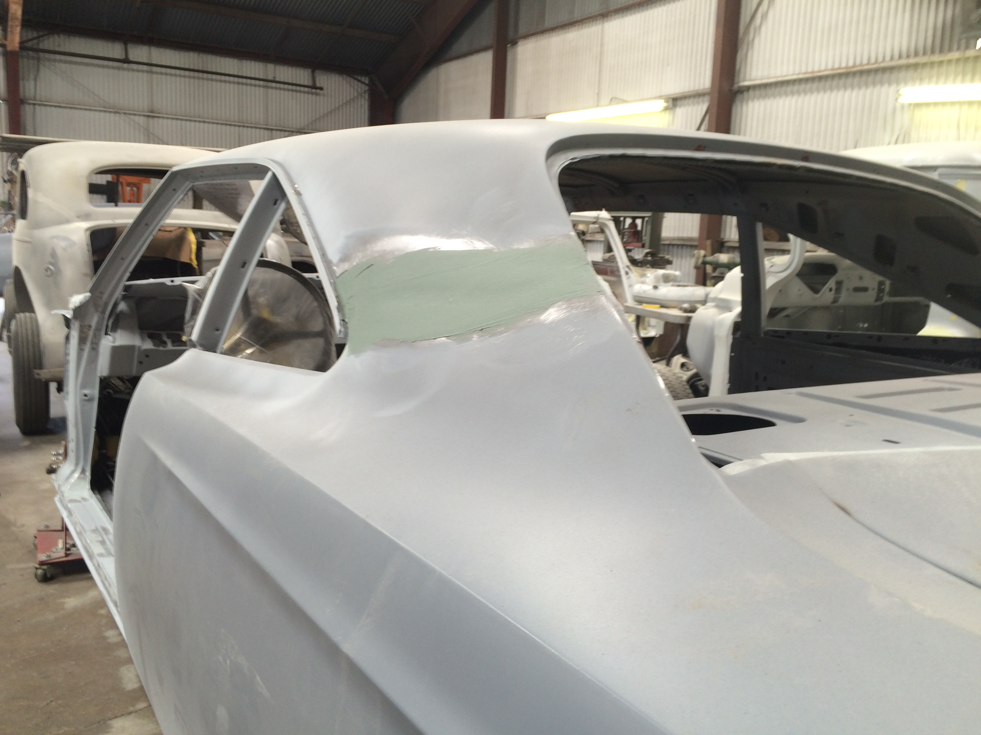 1969 Road Runner Muscle Car restorations