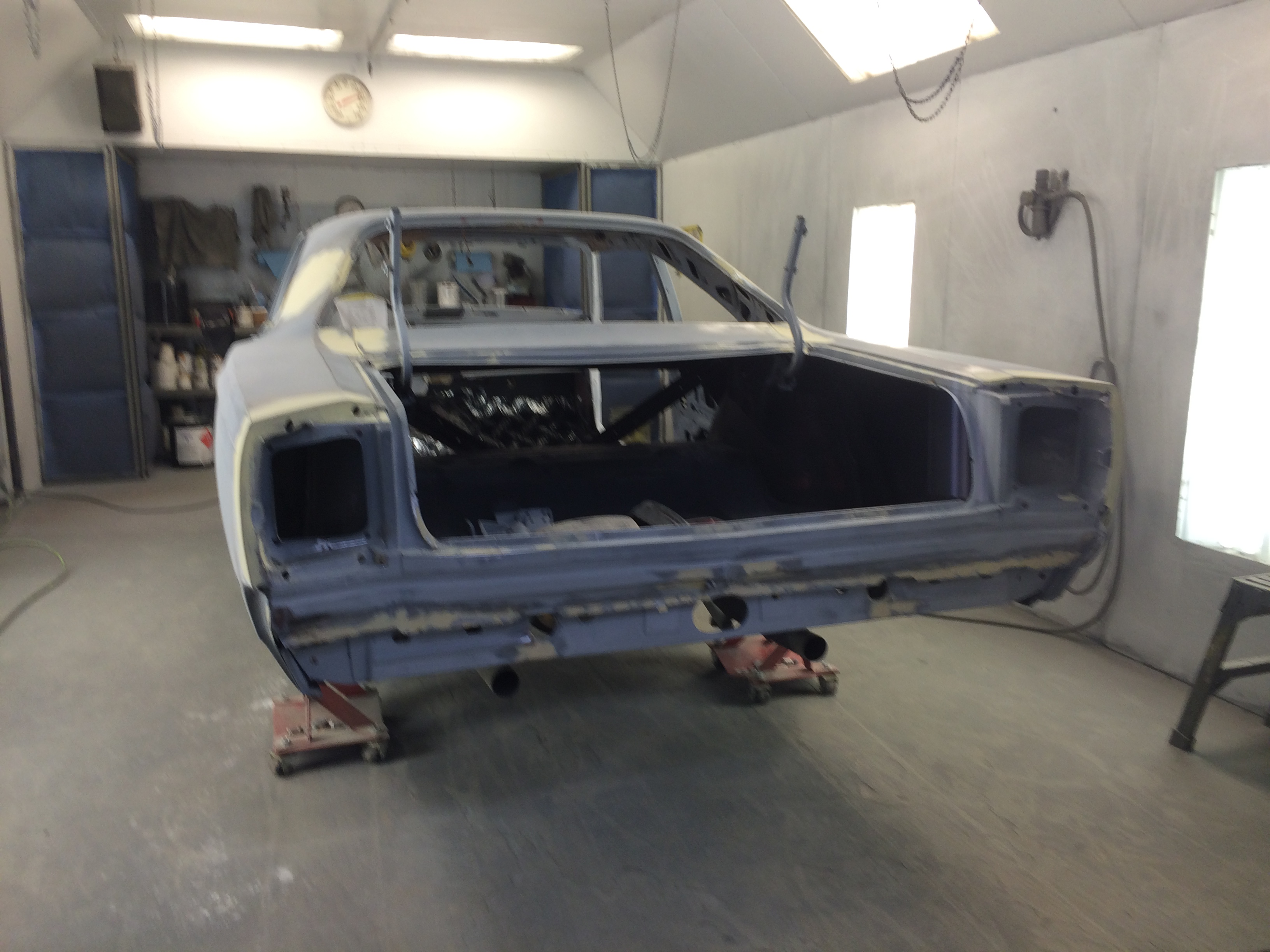 1969 Road Runner restorations