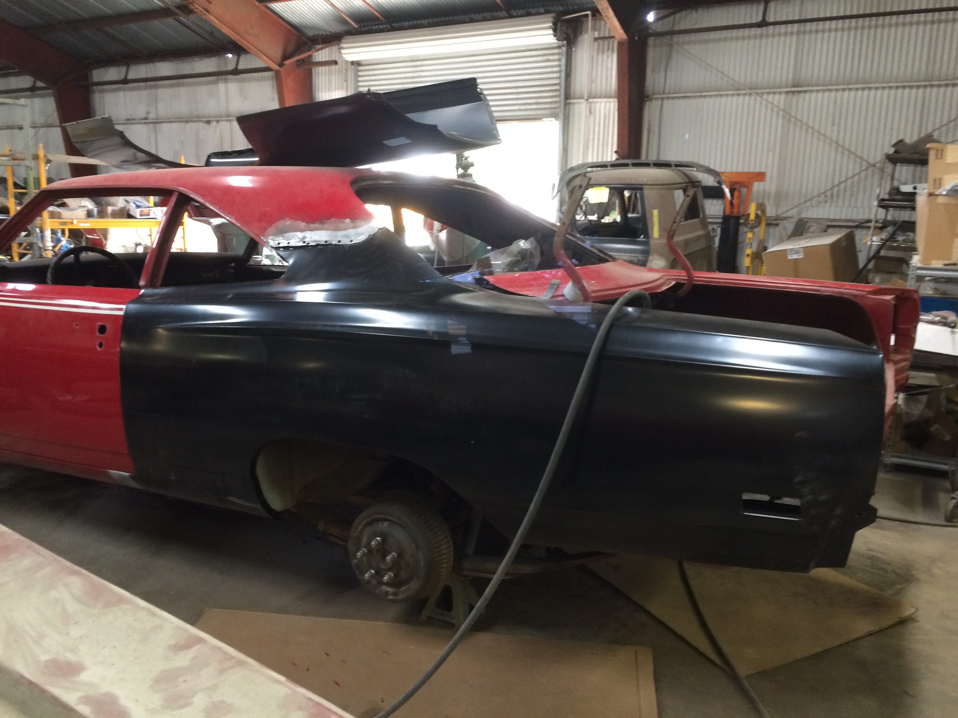classic plymouth road runner restorations
