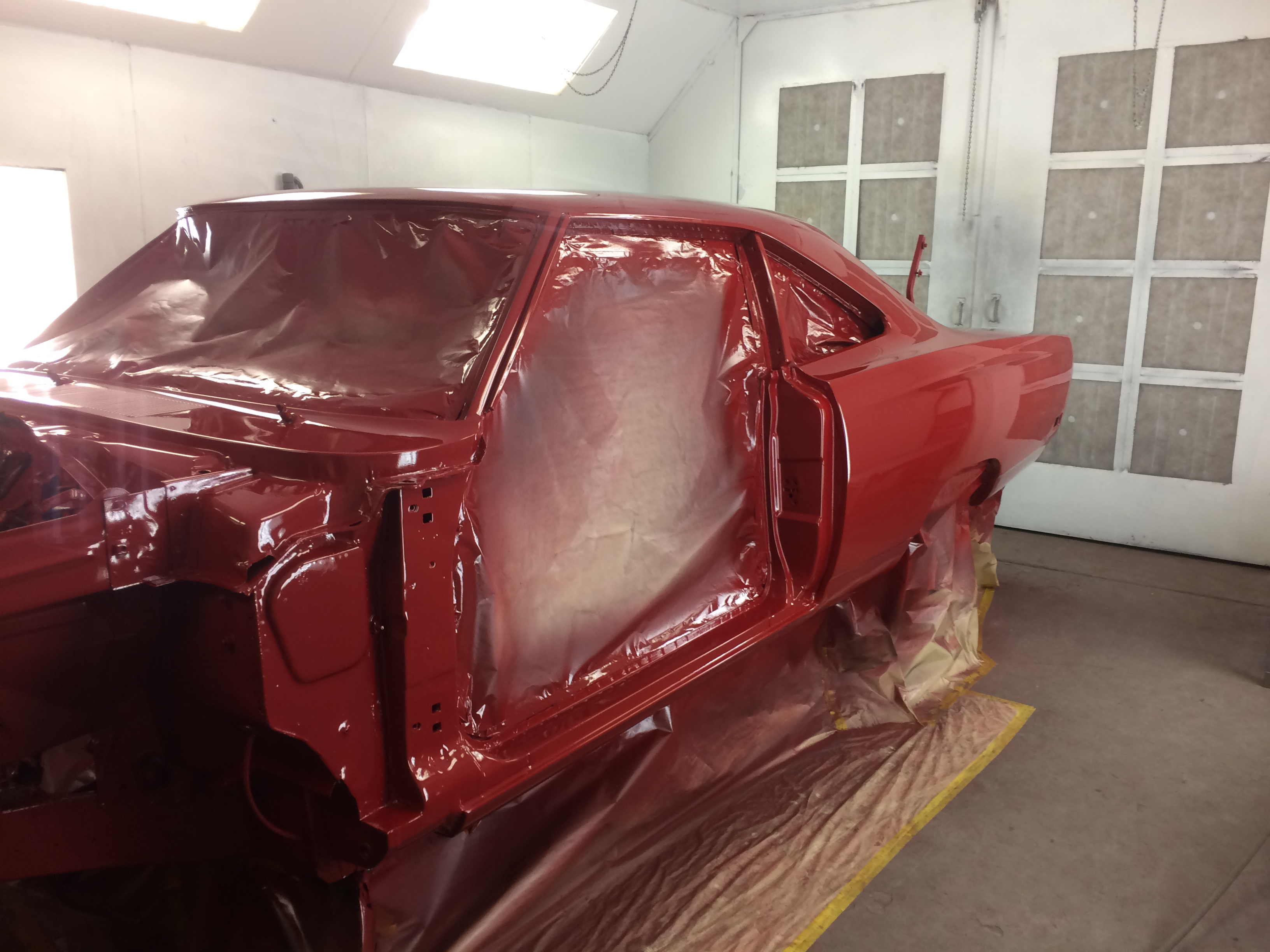 Classic and muscle car restortions and repairs