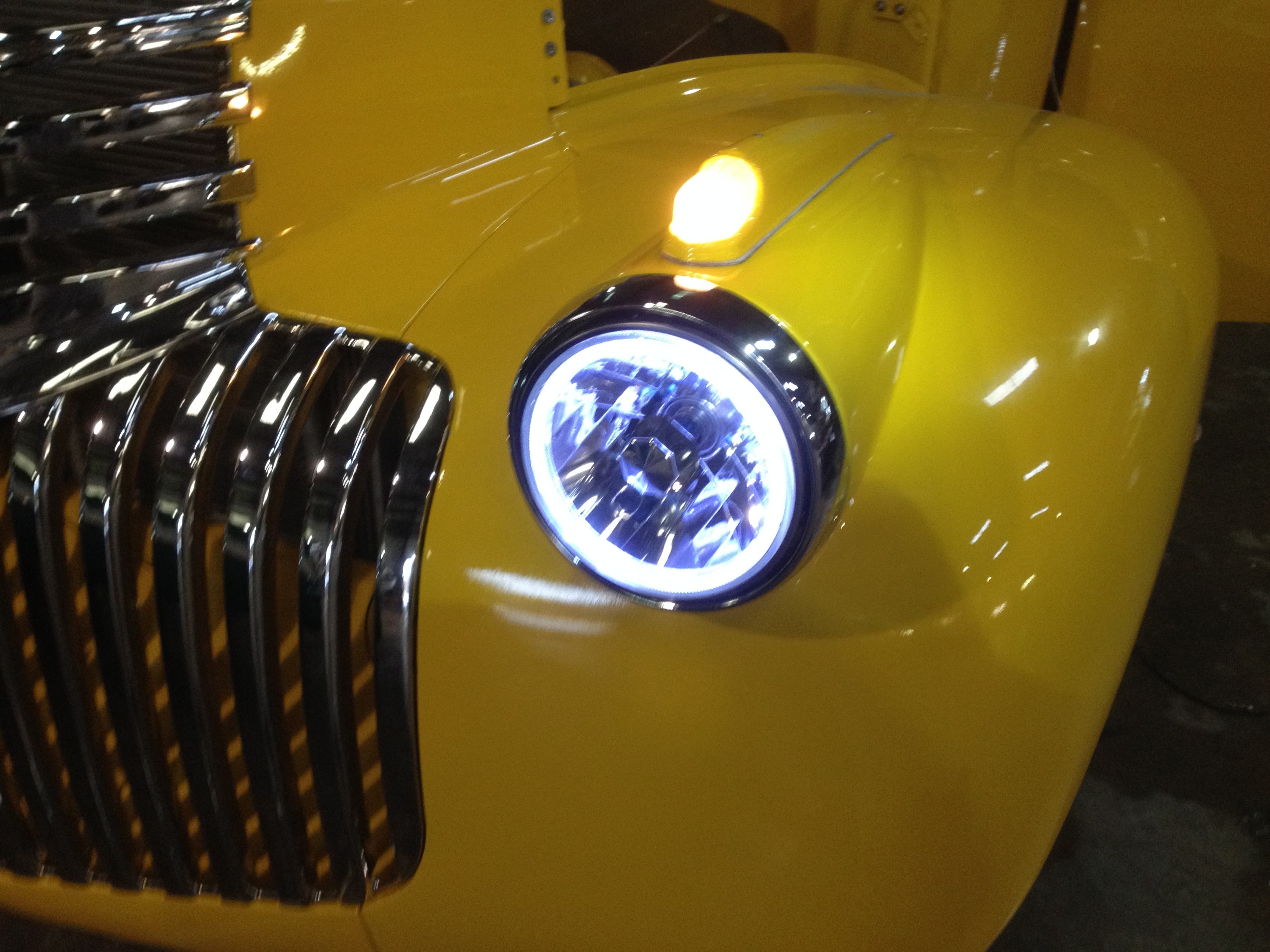 vintage car and truck  restorations