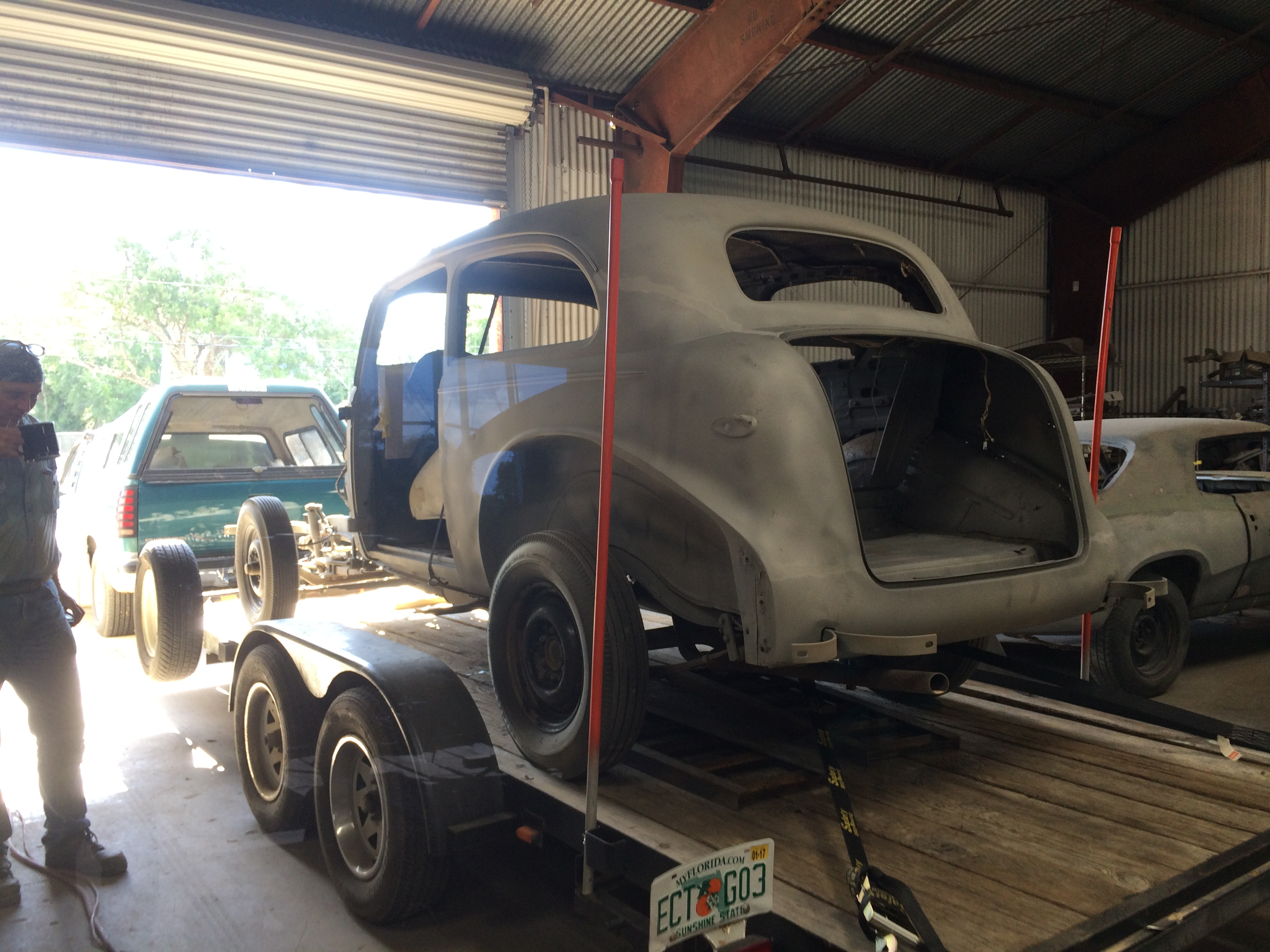 1939 chevy restortations and repairs