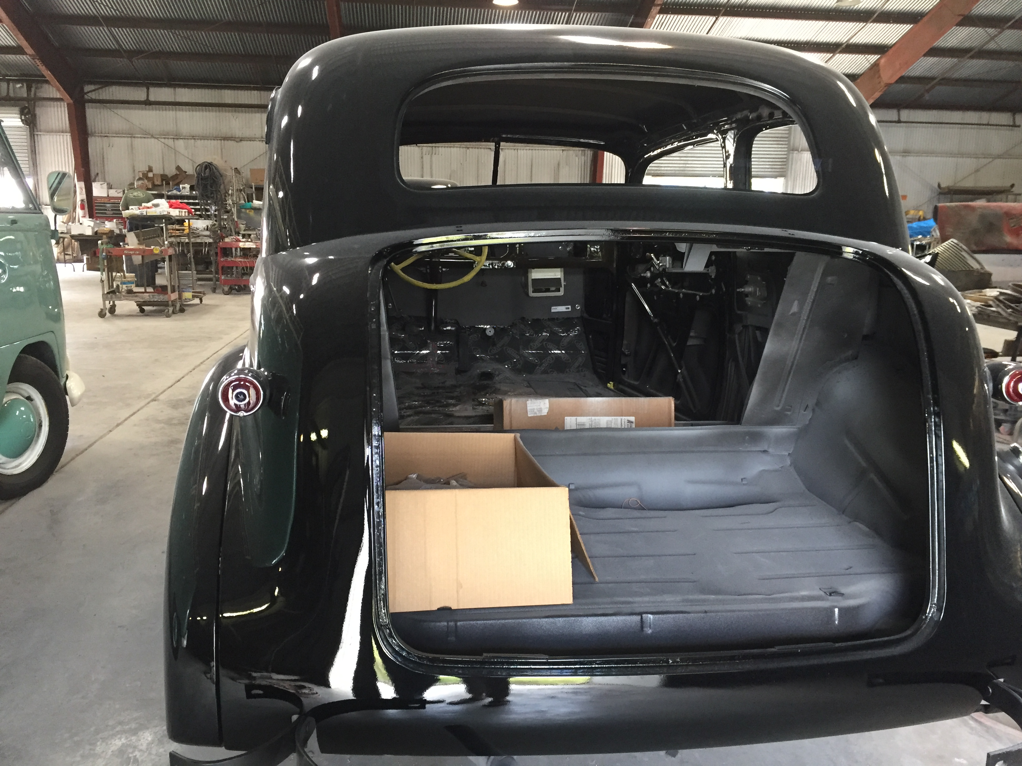 classic 1939 chevy restorations and repairs