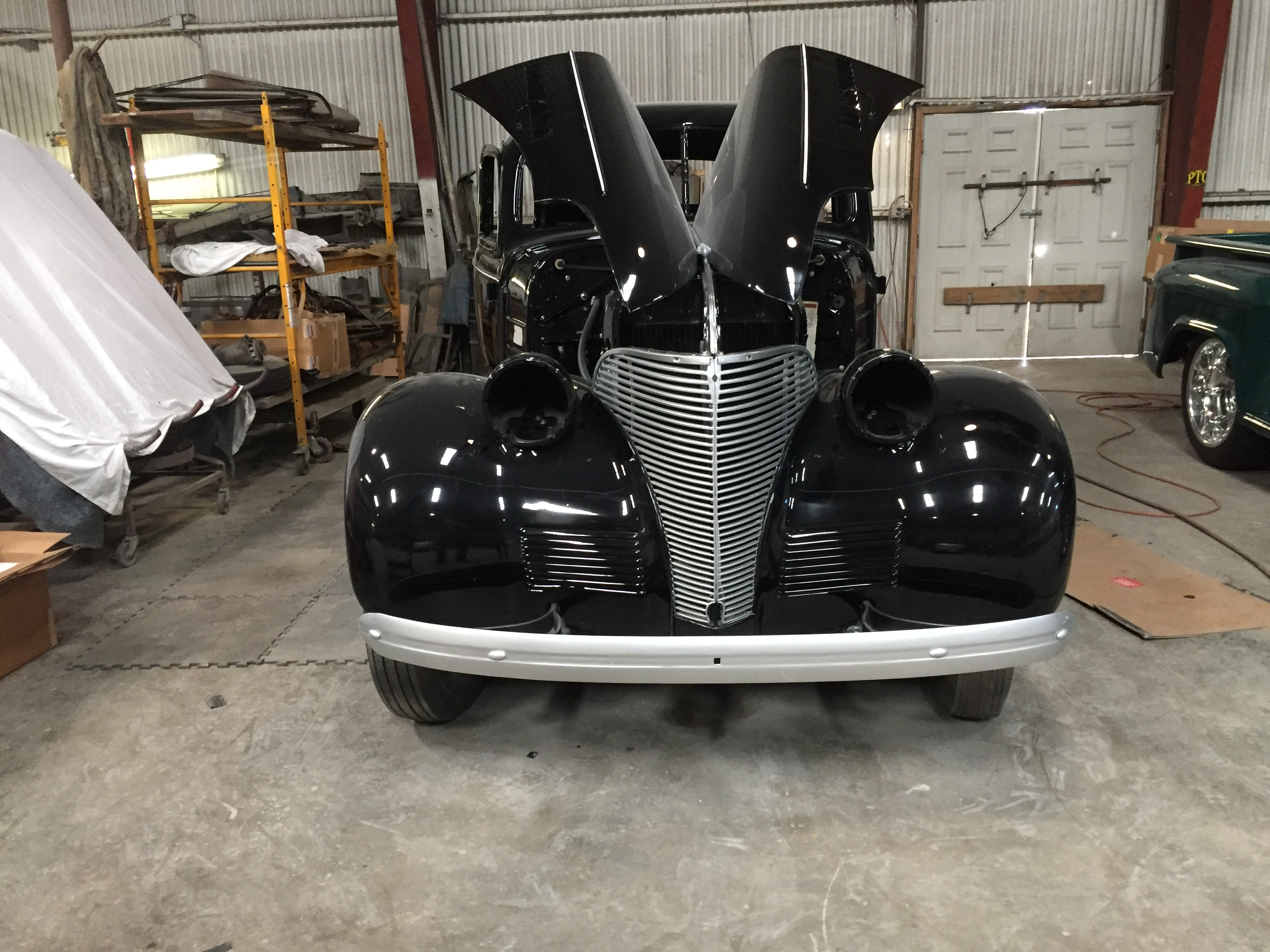 classic 1939 chevy restorations
