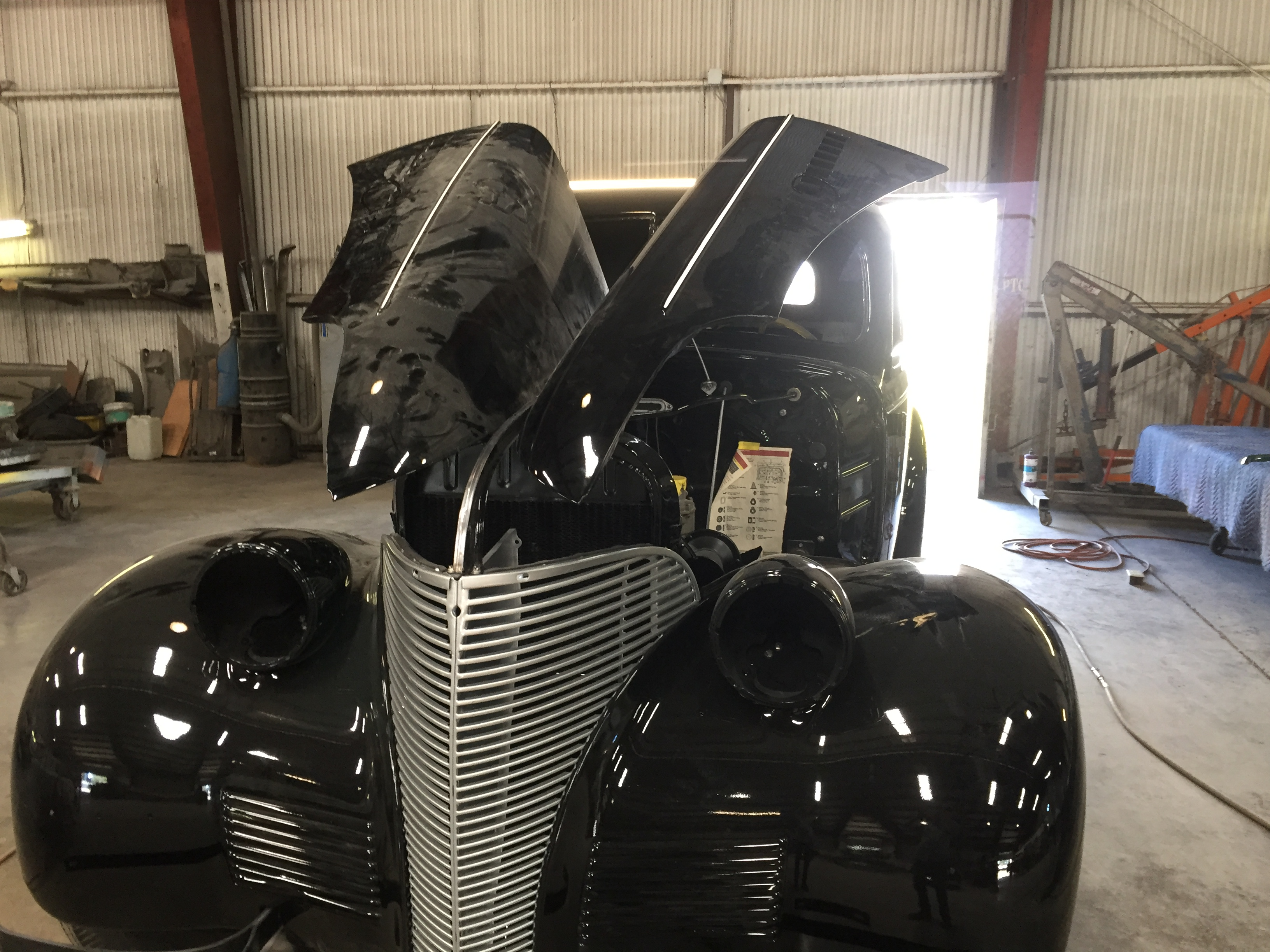 1939 chevy restorations and repairs