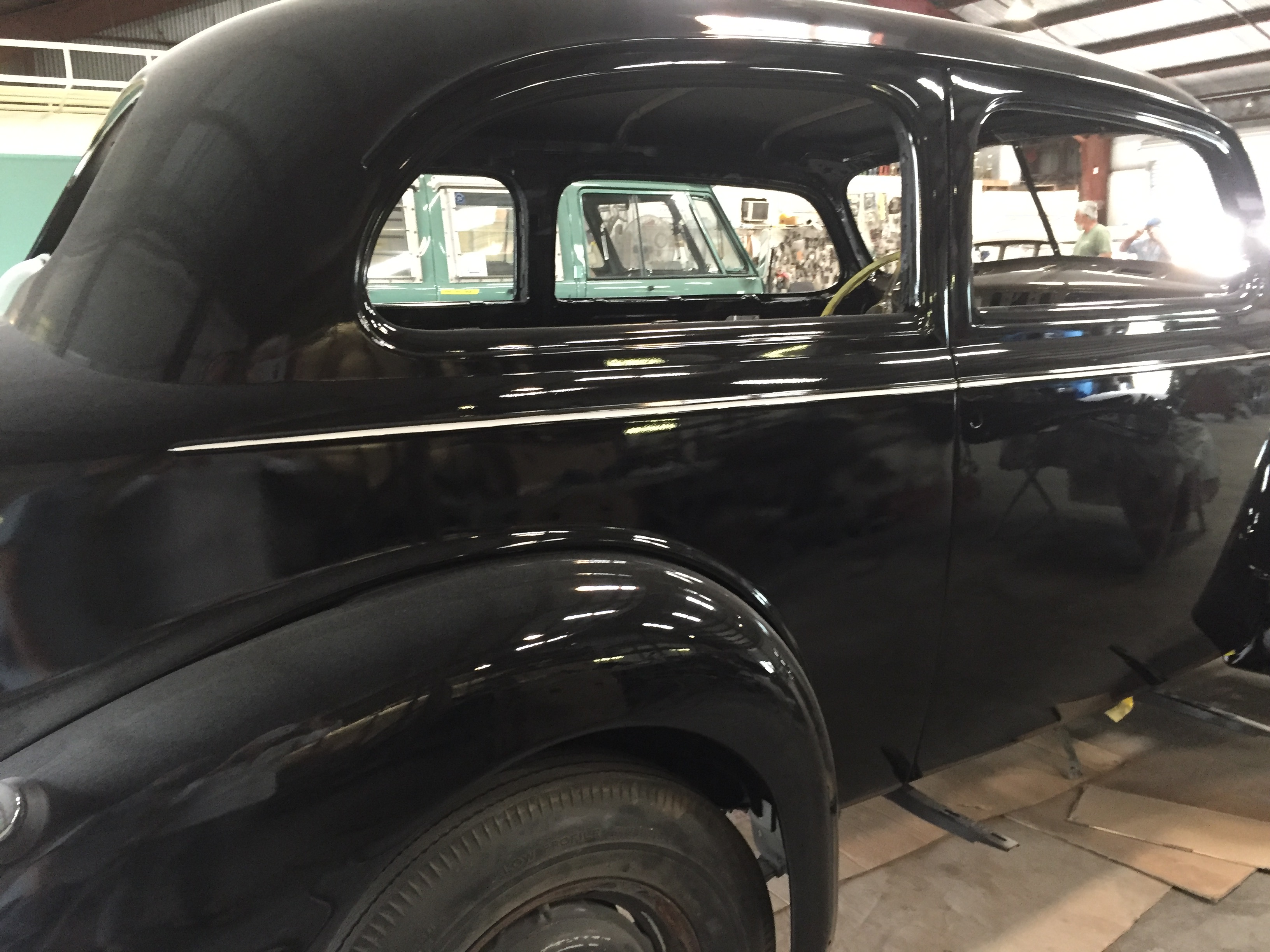 vintge 1939 chevy restorations and repairs